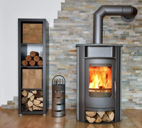 Stocker le bois de cheminée