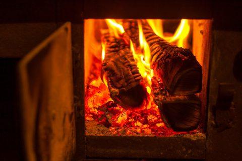 Le poêle à chaleur rayonnante