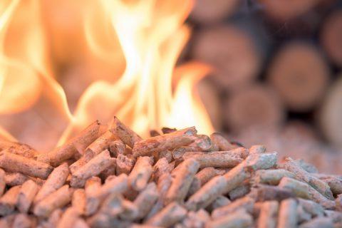 Le brûle pellets