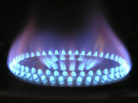 Le poêle à gaz