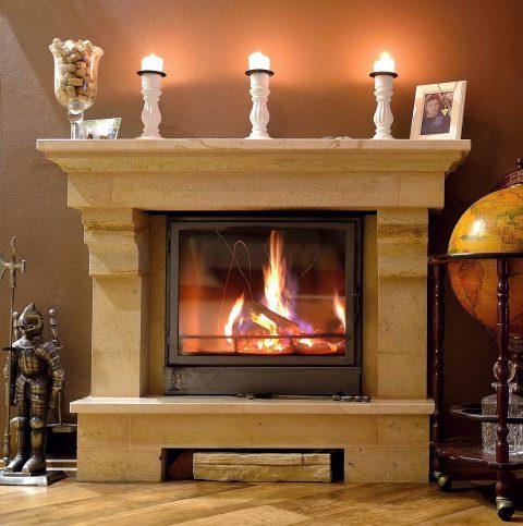 Le pare-feu de cheminée : un outil de prévention